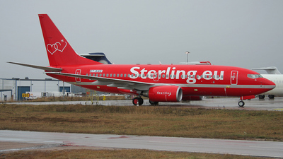 ET-ANG - Boeing 737-7K9 - ASky Airlines