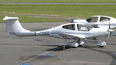 G-CDEK - Diamond DA-40D Diamond Star TDI - Private
