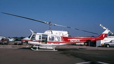A picture of N215KA - Bell 212 - [30651] - © Stephen Tornblom