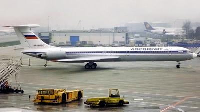RA-86510 - Ilyushin IL-62M - Aeroflot