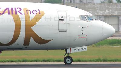 B-2519 - Boeing 737-3Z0(SF) - OK Air