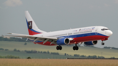 VP-BMI - Boeing 737-81Q - Atlant-Soyuz Airlines