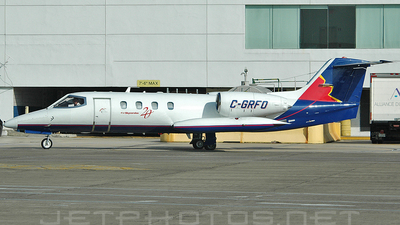C-GRFO - Bombardier Learjet 35A - Skyservice Aviation