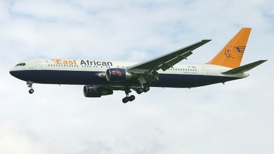 5Y-QQQ - Boeing 767-31A(ER) - East African Safari Air