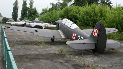 26 - Yakovlev Yak-18 - Poland - Air Force