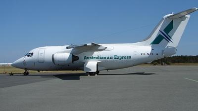 VH-NJV - British Aerospace BAe 146-100(QT) - Australian air Express (Cobham Aviation Services Australia)