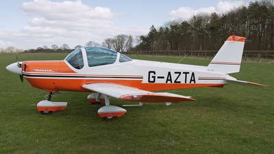 A picture of GAZTA - MBB Bolkow Bo.209 Monsun - [190] - © Colin Hollywood