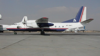 ST-AWT - Antonov An-26 - Ababeel Aviation