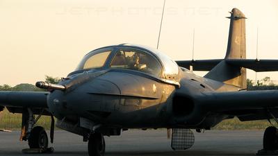 428 - Cessna OA-37B Dragonfly - El Salvador - Air Force
