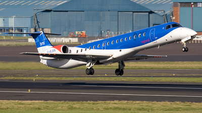 G-RJXN - Embraer ERJ-145MP - bmi Regional