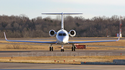 N202PX - Gulfstream G-II - Private