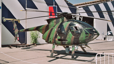 H-185 - MD Helicopter 369FF - Chile - Army