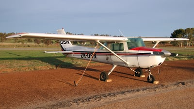 ZK-DSN - Cessna 150L - Private