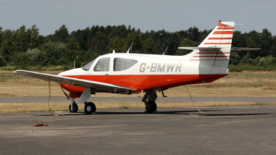 G-BMWR - Rockwell Commander 112A - Private