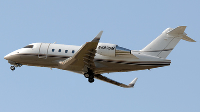 A picture of N497DM -  - [] - © Agustin Anaya