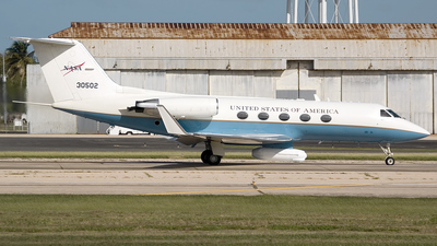 83-0502 - Gulfstream C-20A - United States - National Aeronautics and Space Administration (NASA)