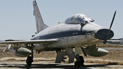 N418FS - North American F-100 Super Sabre - Big Sky Warbirds