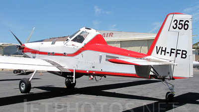 A picture of VHFFB - Air Tractor AT802 - [8020614] - © Pingali S