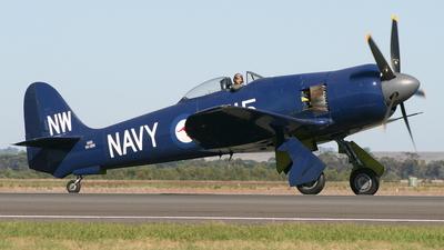 VH-ORN - Hawker Sea Fury FB.11 - Private