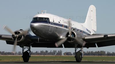 VH-CWS - Douglas DC-3C - Classic Wings