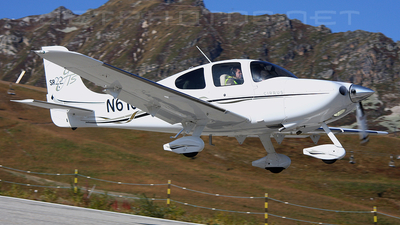 N610TB - Cirrus SR22-GTS - Private