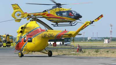 SP-ZXE - PZL-Swidnik Mi-2 Hoplite - Lotnicze Pogotowie Ratunkowe