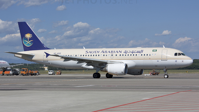 HZ-AS12 - Airbus A320-214 - Saudi Arabian Airlines