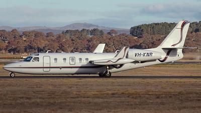 VH-KNR - IAI 1124A Westwind II - Pel-Air Aviation