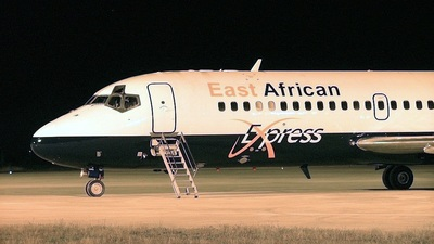 N500ME - McDonnell Douglas DC-9-14 - East African Safari Air Express
