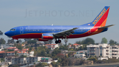N307SW - Boeing 737-3H4 - Southwest Airlines