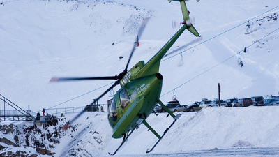ZK-HRP - Hughes 369D - Mt Hutt Helicopters