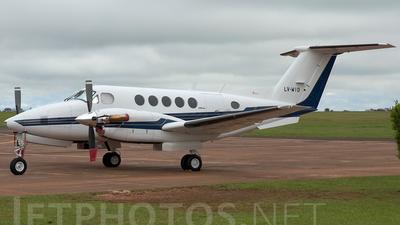 LV-WIO - Beechcraft 200 Super King Air - Private