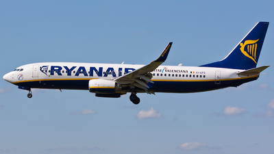 EI-EFE - Boeing 737-8AS - Ryanair