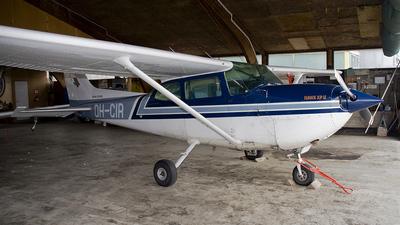 OH-CIR - Reims-Cessna FR172K Hawk XP II - Turun Lentokerho