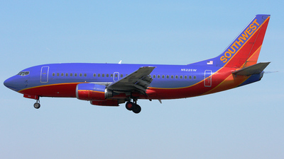 N522SW - Boeing 737-5H4 - Southwest Airlines