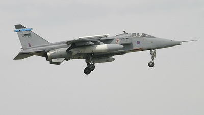 XZ109 - Sepecat Jaguar GR.3A - United Kingdom - Royal Air Force (RAF)