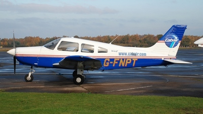 G-FNPT - Piper PA-28-161 Warrior III - Cabair