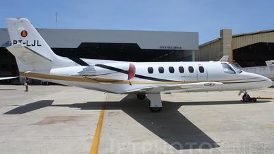 PT-LJL - Cessna S550 Citation SII - Private