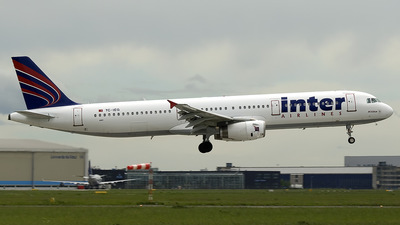 TC-IEG - Airbus A321-231 - Inter Airlines