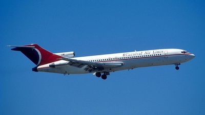 N6167D - Boeing 727-282(Adv) - Carnival Air Lines