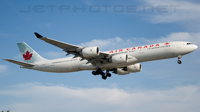 C-GKOM - Airbus A340-541 - Air Canada