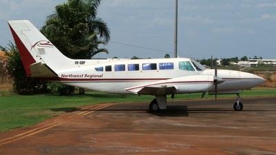 VH-UOP - Cessna 404 Titan - Northwest Regional Airlines