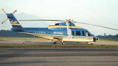 PT-YCW - Sikorsky S-76A - Líder Táxi Aéreo