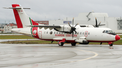 MM62170 - ATR 42-400MP Surveyor - Italy - Coast Guard
