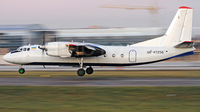 UR-47256 - Antonov An-24RV - South Airlines