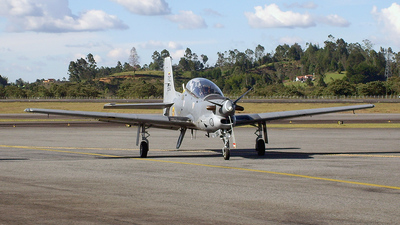 FAC2260 - Embraer AT-27 Tucano - Colombia - Air Force
