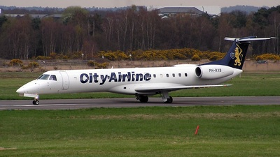 PH-RXB - Embraer ERJ-145MP - City Airline