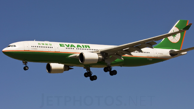B-16303 - Airbus A330-203 - Eva Air