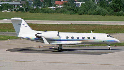VR-CBW - Gulfstream G-IV - Private