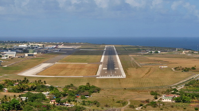 TBPB - Airport - Runway